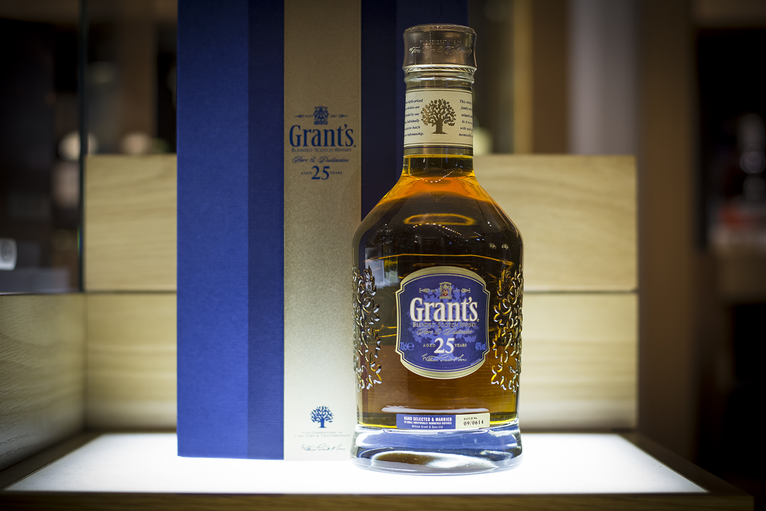 grants 25 year old scotch