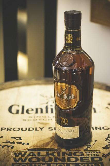 Glenfiddich 30 Year Old Single Malt Scotch