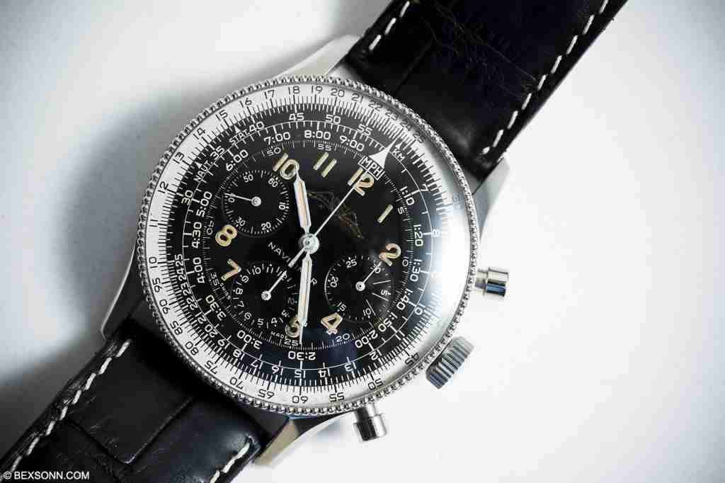 iconic vintage chronographs