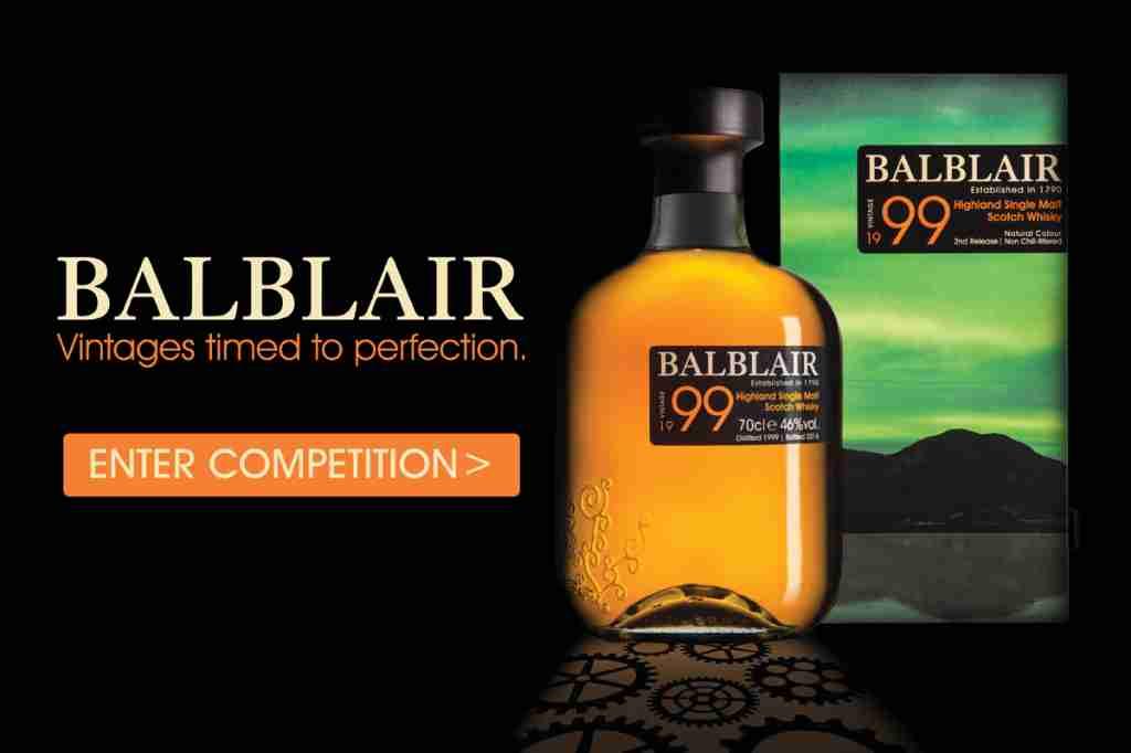 Balblair Vintage 1999