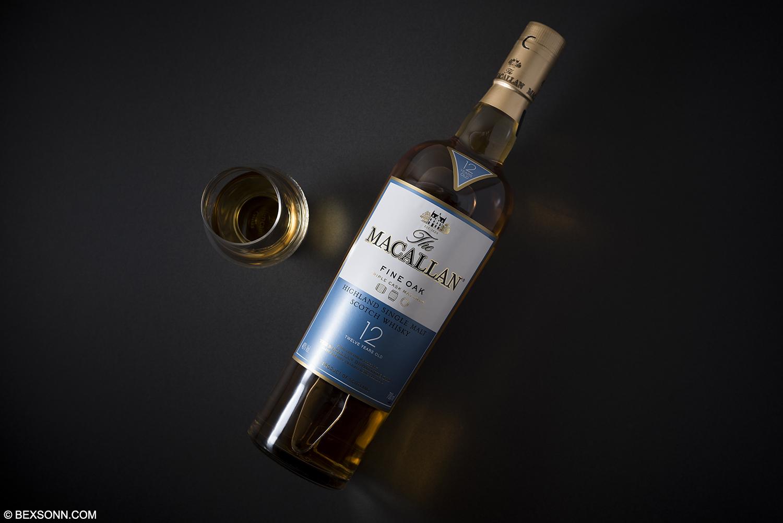 macallan fine oak 12