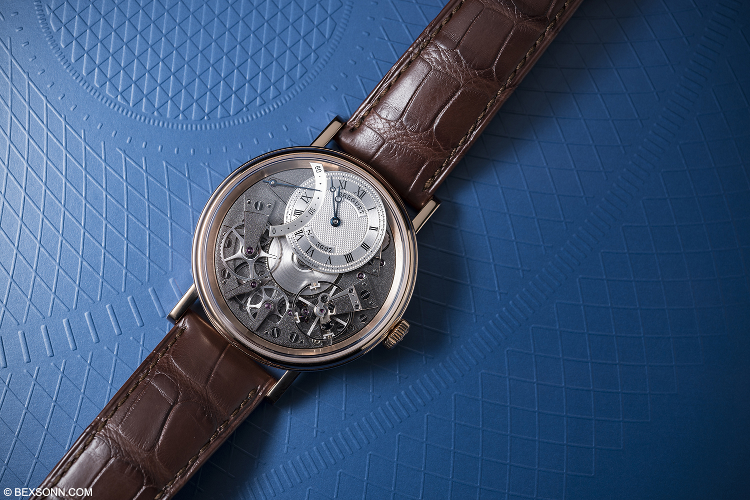 breguet retrograde 7097