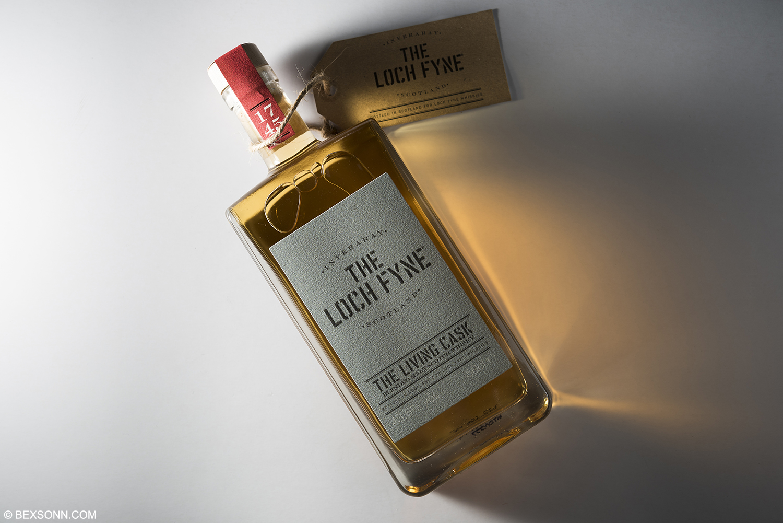 loch fyne the living cask
