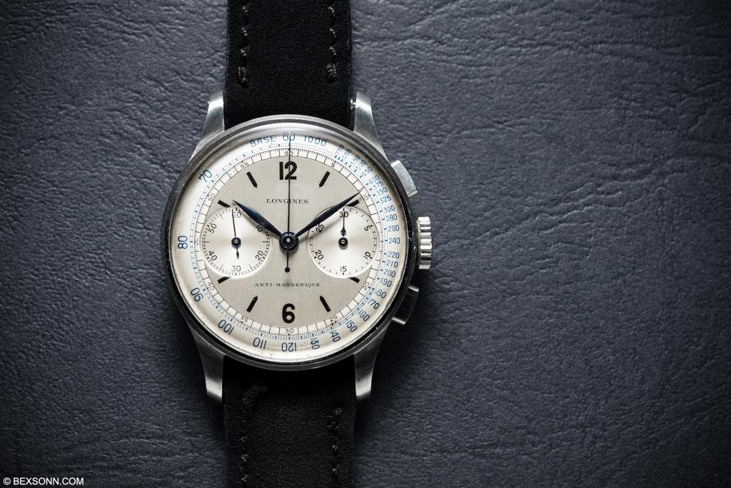 longines 13ZN chronograph